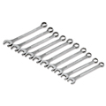 Extreme Torque ETC-19621 10-pc SAE Jumbo Combination Wrench Set