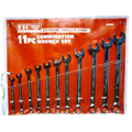 Extreme Torque ETC-91935 SAE 11-pc  6 pt Combination Wrench Set