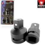 Ridgerock Neiko-30223A 8-pc. Impact Adapter/Reducer Set from Hanover Tool